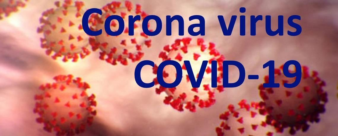Coronavirus actions